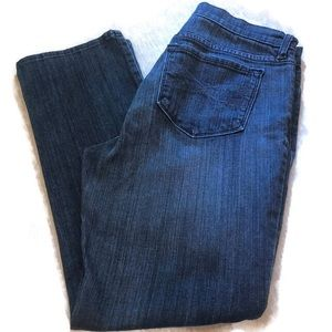 2/$25 NYDJ Tummy Tuck Jeans, Size 14P